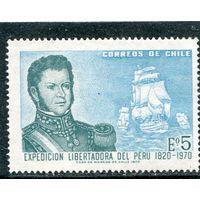 Чили. Бернардо О Хиггинс, национальный герой