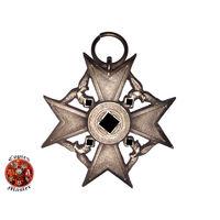 Испанский крест (без мечей) (бронза) (КОПИЯ)