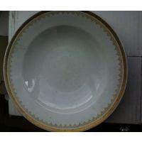 Тарелка суповая-СССР