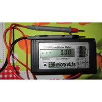 ESR метр и измеритель емкости
