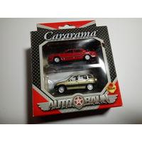 ГАЗ 31105 и Chevrolet Niva. 1/72 Cararama