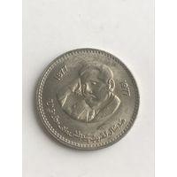 1 рупия, 1977 г., Пакистан