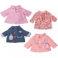 Одежда для кукол Беби БОРН  Курточки для куклы Беби Борн 43 см,Германия в ассортименте