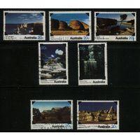 Австралия 1979 Mi# 673-679 (AU016) гаш.