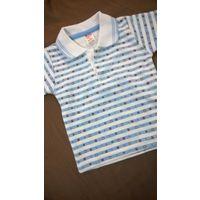Плотная рубашка для маленького модника