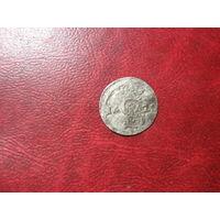 Двуденарий  1620 года ВКЛ (Сигизмунд III Ваза) Вильно (двойной динарий)