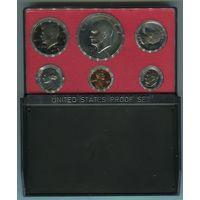 США Пруф набор 1973г.