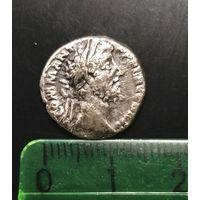Денарий. Римская империя. Коммод 176-192 год
