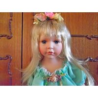 Фарфоровая кукла, Аэлита (40 см)