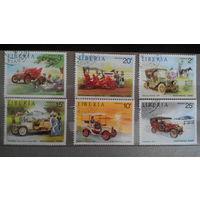 Машины, автомобили, ретро, транспорт, техника, фауна, лошади, марки, Либерия