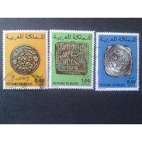 Марокко 1976 старинные монеты