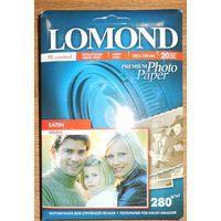 Фотобумага  Lomond 20 листов