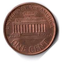 США. 1 цент. 1997 г.