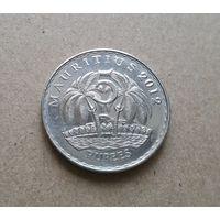 Маврикий 5 рупий 2012 (Mauritius 5 rupees 2012)
