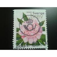 Швеция 2001 цветы