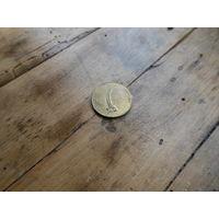 СЛОВЕНИЯ 5 толларов (козел) с рубля