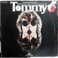 THE WHO  TOMMYDABLEРАСКЛАД