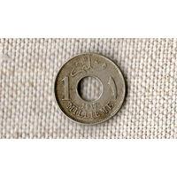 Египет 1 милльем 1917 ///(ON)