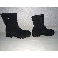 Ботинки зимние женские размер 39
