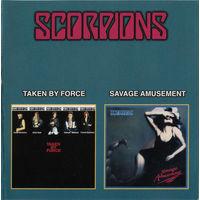 Scorpions-Taken By/Savage Amusement