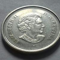 5 центов, Канада 2006 P, магнит, UNC