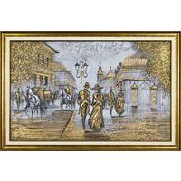 """Картина """"Старая Франция"""" в раме (50*80см)"""
