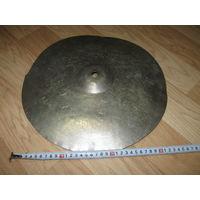 Тарелка ударная для барабанов из латуни