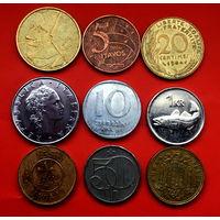 9 монеток - 9 стран. #82 Старт с 10 копеек