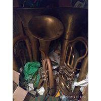 Труба духовая 3 шт.Цена за все