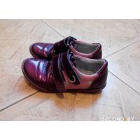 Ботинки туфли р.30