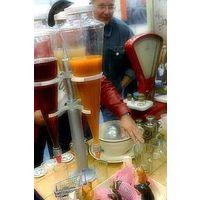 Куплю стойку (колбы) по розливу соков. СССР как на фото