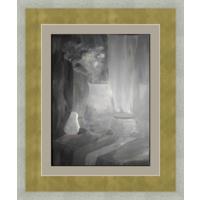Картина черно-белый натюрморт