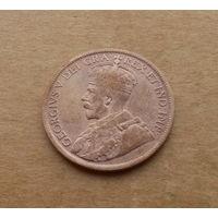 Канада, 1 цент 1916 г., Георг V (1910-1936)