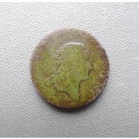 3 гроша 1766г