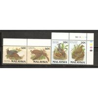Малайзия 1986 Фауна Домашние птицы