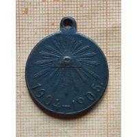 Медаль за русско -японскую войну   #2.