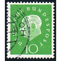 142: Германия (ФРГ), почтовая марка, 1959 год