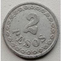 Парагвай 2 песо 1938