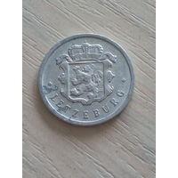 Люксембург 25 сантимов 1963г.