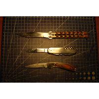 Три ножа Китай