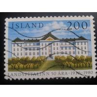 Исландия 1980