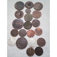 Нечастые монетки Империи (состояние). Старт с 1 рубля!!!