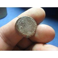 3 гроша 1754 г. Август 3 Речь Посполита редкая монета разумный торг