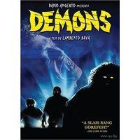 Культовый фильм ужасов Демоны. Демоны-2. Демоны-3. режиссер Ламберто Бава. Скриншоты внутри