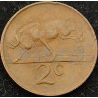 37:  2 цента 1981 ЮАР