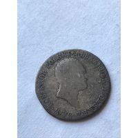 1 золотый польский 1818