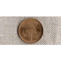 Непал 1 рупия 2004(NS)