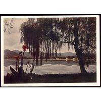 1952 год Китай Ханчжоу Озеро Сиху