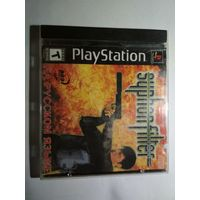 Syphon filter . Sony PlayStation
