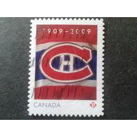 Канада 2009 знак клуба Монреаль Канадиенс